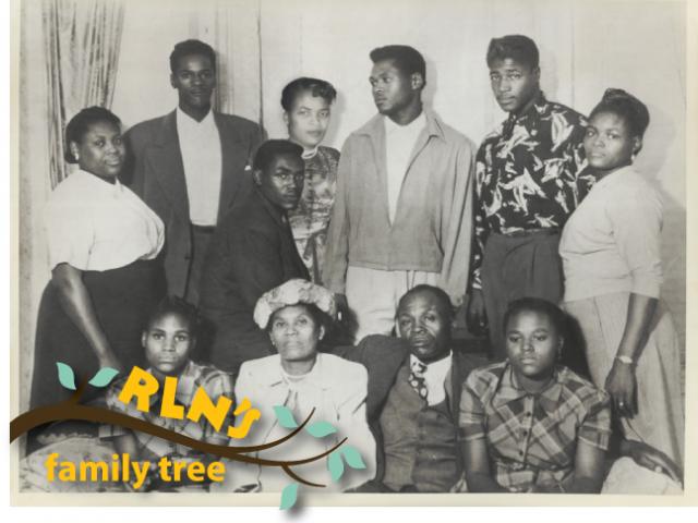 RLN'S FAMILY TREE
