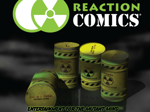 REACTION COMICS
