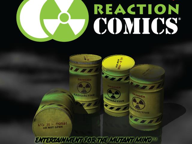 REACTION COMICS